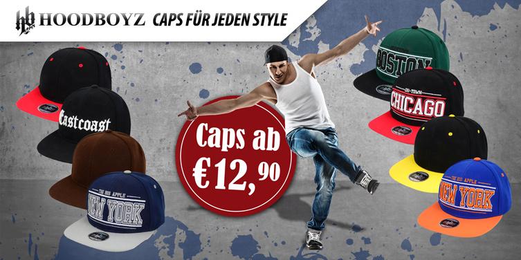 Streetwear und Hip Hop Klamotten Kleidung günstig online bei Hoodboyz bestellen.