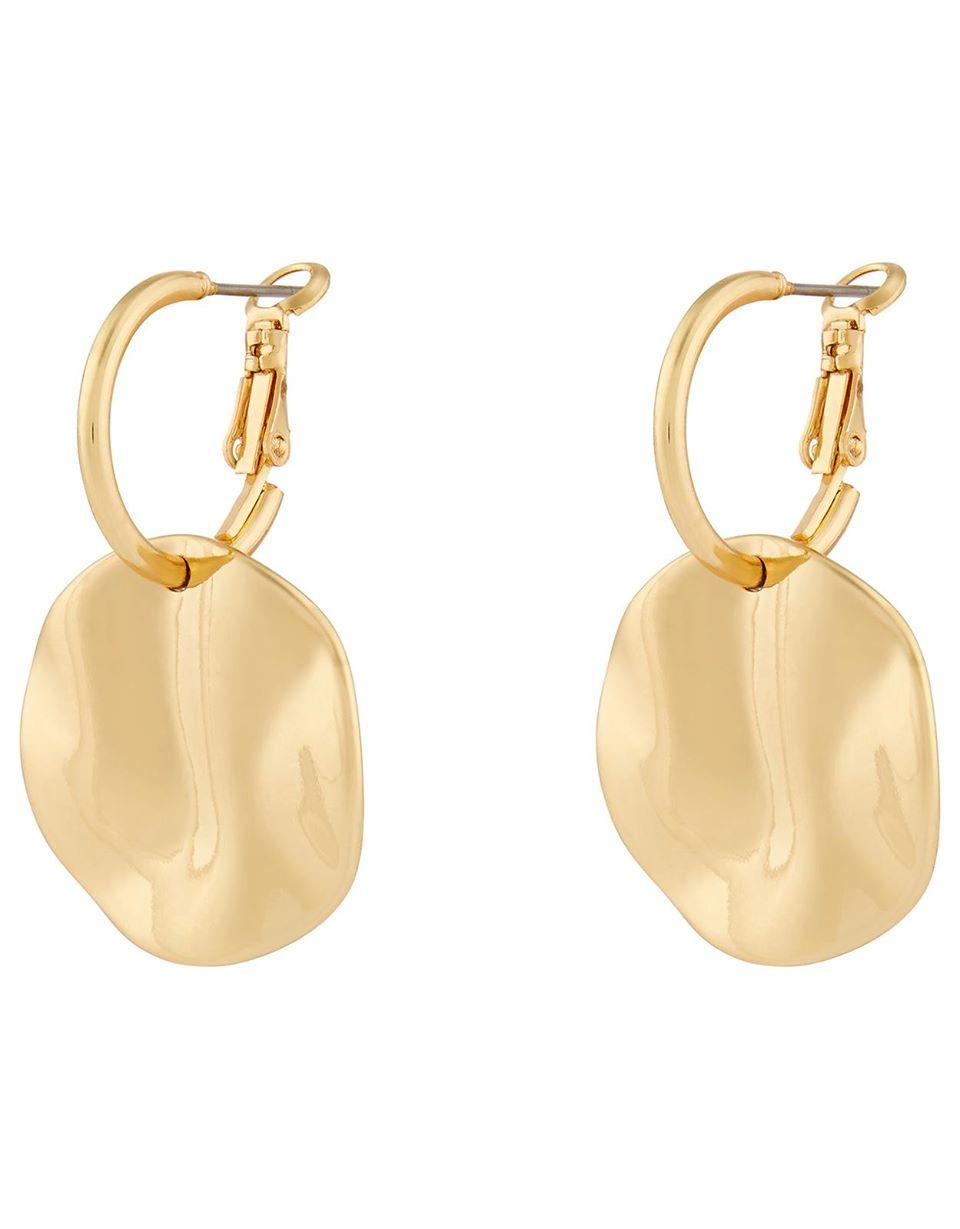 Cambra Coin Earrings