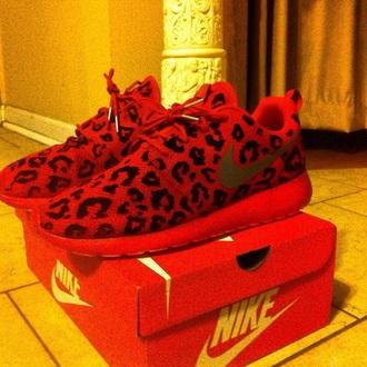 shoes allredleopardnikes allred leopard print nike