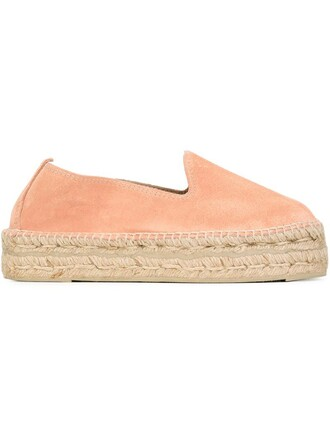 espadrilles purple pink shoes