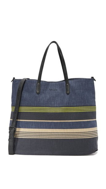 Splendid Emerald Bay Tote - Navy Stripe