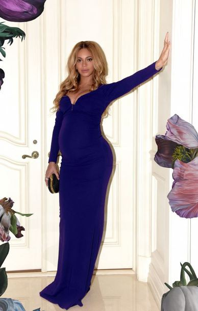 d202d685dc46 dress beyonce maxi dress blue blue dress maternity maternity dress bodycon