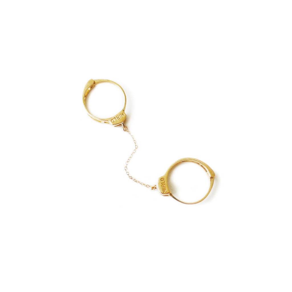 Handcuff Ring - MIRLO