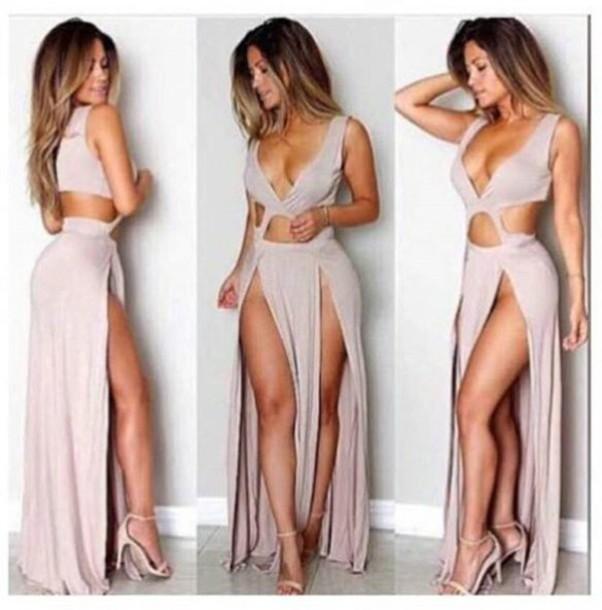 Dress Sexy Legs Hot Wheretoget