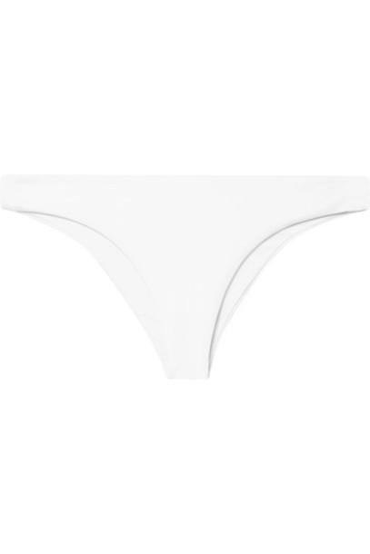 Broochini bikini white swimwear