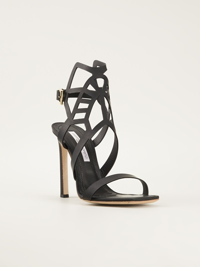 Gianmarco Lorenzi Strappy Heeled Sandals - Biondini - Farfetch.com