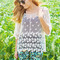Floral crochet top | uoionline.com: women's clothing boutique