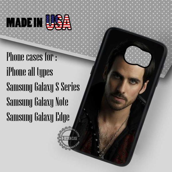 Samsung S7 Case - Captain Hook - iPhone Case #SamsungS7Case #OnceUponaTime #yn