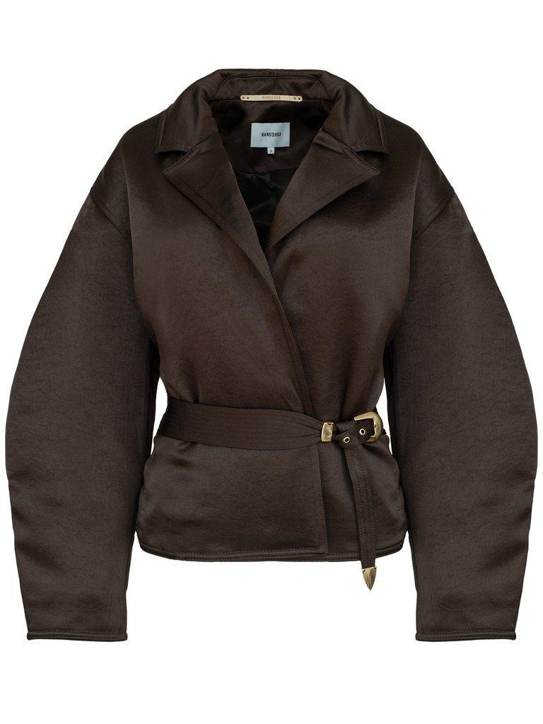 Mantra Belted Jacket