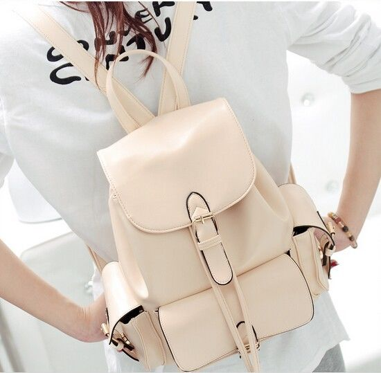 Sweet lady shoulder backpack college student casual bags 2014 sale xbg035