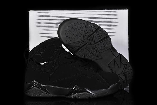 New Kids Size Sneakers Michael Jordan VII