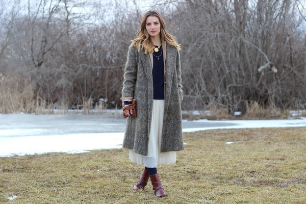 jess style rules sweater bag shoes skirt jacket coat jewels
