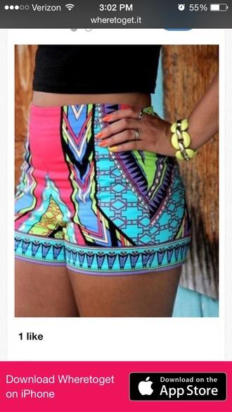 shorts muti