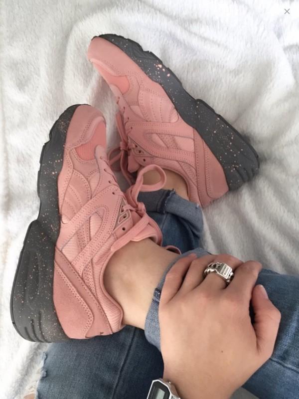 shoes, puma trinomic r698, winterized, croal, grey - Wheretoget