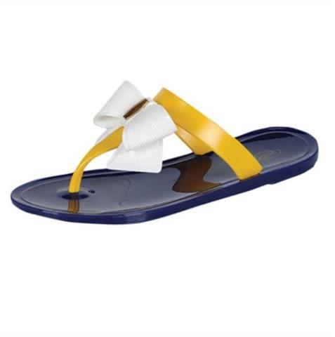 Cara bow flip flop