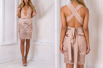 dress gold sequins gold midi dress hoco dress prom dress homecoming dress homecoming