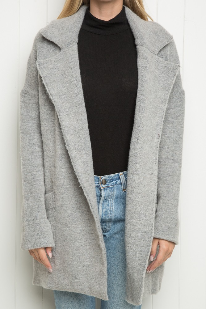 Brandy Melville Kennedy Coat Outerwear Clothing
