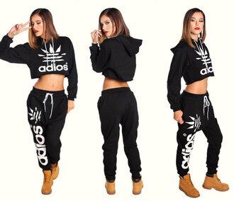 S Hip Hop Men Fashion Matching Short Set
