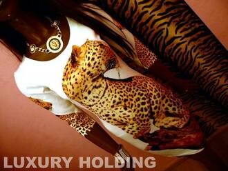 dress clothes tiger print leopard print bodycon dress