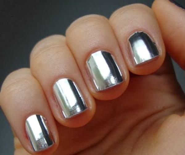 nail polish nail polish silver nail polish metallic