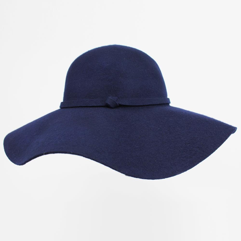 Trendzy frenzy: wide brim floppy hat