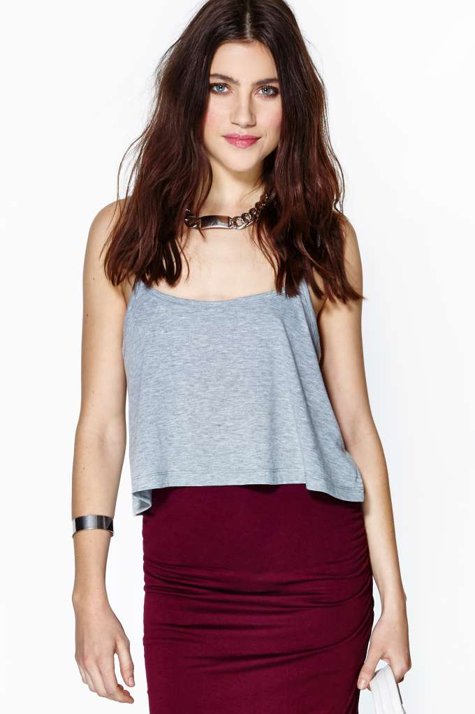 Breezy Crop Tank in  Clothes Sale at Nasty Gal