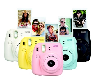 home accessory polaroid camera mint gift ideas