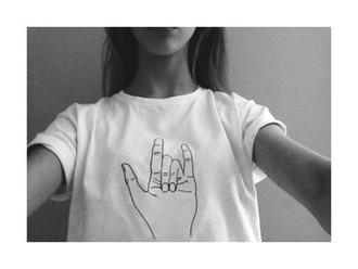 shirt punk rock