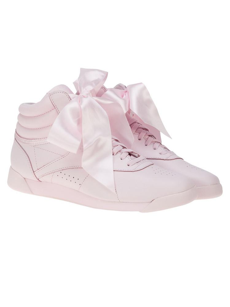 Chaussures De Sport En Velours Rose Poudre 55Jiicy