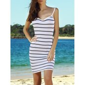 dress,boycon,bodycon dress,stripes,striped dress,sleeveless,sleeveless dress,summer,summer dress,summer outfits