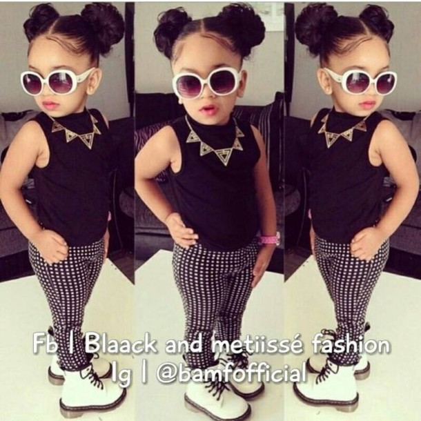 ddddd3be5285 pants girl girly kids fashion black white black and white kids fashion kids  shoes kids fashion