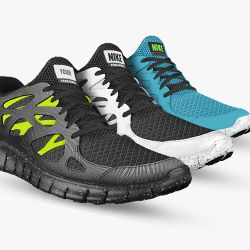 Nike Store. Nike Free Run 2 iD Running Shoe