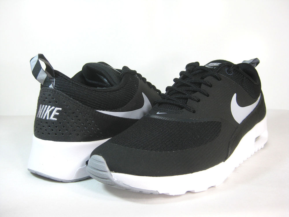 NIKE WMNS AIR MAX THEA BlackWolf Grey Anthracite 599409