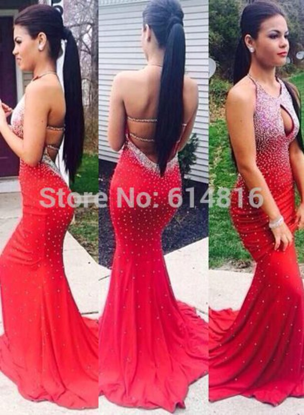 jovani prom dress prom dress evening dress crystals beaded prom dress