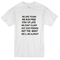 We'll be alright unisex t-shirt - teenamycs