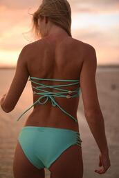 swimwear,seamless bikini bottom,moderate to full coverage swim bottom,indie wild