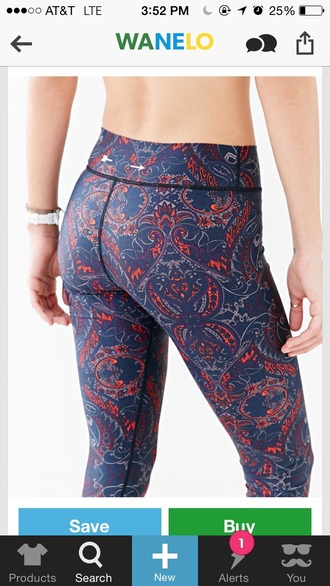 leggings print workout pants workout leggings