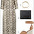 Le Fashion: HOLLI ROGERS | PYTHON   NEUTRALS