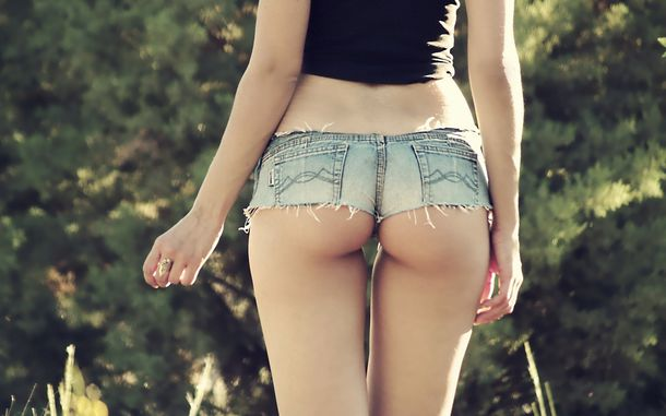 Denim Shorts Sexy 16