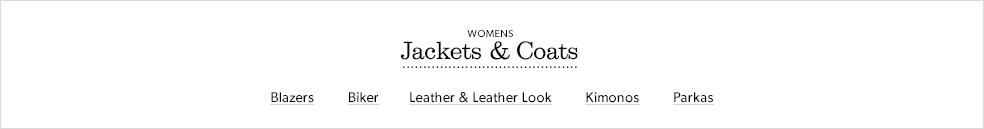 Coats   Women's Jackets & Coats   New Look