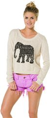 MINKPINK PRIDE SWEATER > Womens > Clothing > Sweaters | Swell.com