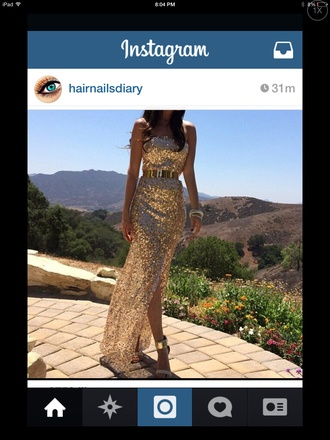 dress gorgeous like yasssss sparkly must instagram hairnailsdiary yeaah