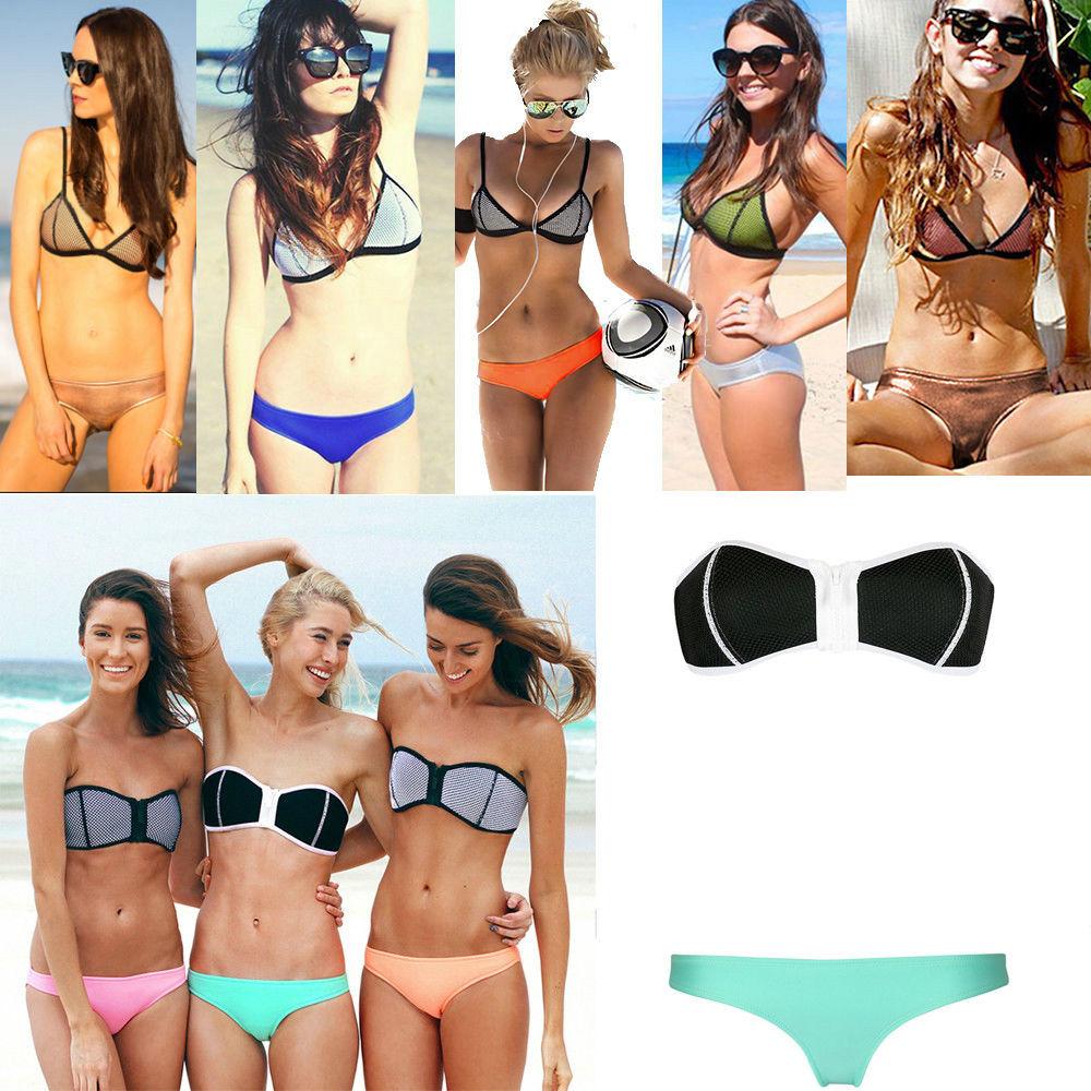 Up padded bra swimsuit bathing suit swimwear