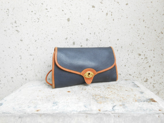 DOONEY and BOURKE Vintage Leather Crossbody Bag / by VindicoShop