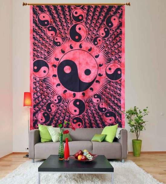 home accessory wall hanging tapestry home and lifestyle home decor items mandala tapestry vintage tapestry living room decor items