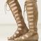 This is sparta suede gladiator sandals