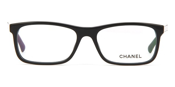 41012ce8b3 Chanel 3278 C622 Black   Gold Glasses