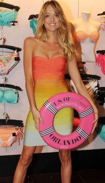Rainbow Ombre Strapless Bandage Dress from Tumblr Fashion on Storenvy