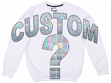 Original SEXY SWEATER CUSTOM DESIGN | Fusion® clothing!