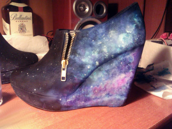 cosmic shoes